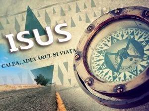 Isus a spus